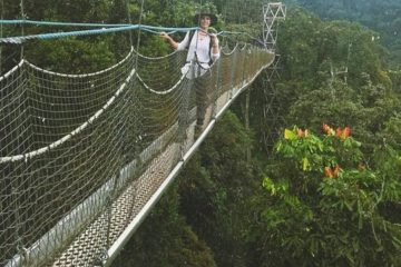 experience Nyungwe canopy walk adventure like never before
