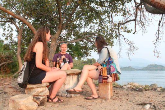 X - Lake Kivu
